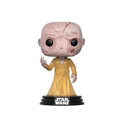 Funko 14750 No Bobble: Star Wars: E8 TLJ: Supreme Leader Snoke (POP 9)