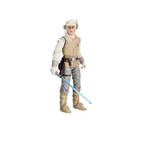 Star Wars F1310 Wars The Black Series Archive Luke Skywalker (Hoth) 15 cm große Imperium schlägt zurück Action-Figur zum Sammeln