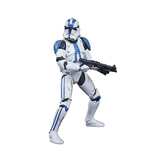 Star Wars The Black Series Archive Kollektion Klonkrieger der 501. Legion aus Star Wars: The Clone Wars zum 50-jährigen Lucasfilm Jubiläum