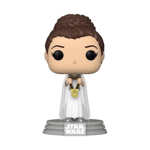 Funko 55499 POP Star Wars: ATG- Leia (Ceremony) - (Amazon Exclusive)