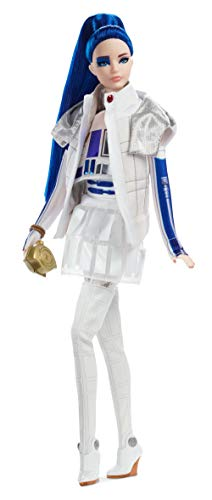 Barbie GHT79 - Signature Star Wars R2-D2 Barbie Collector Sammler Puppe