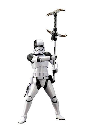 Star Wars SW141 The Last Jedi First Order Stormtrooper Executioner Artfx+ Statue, Mehrfarbig