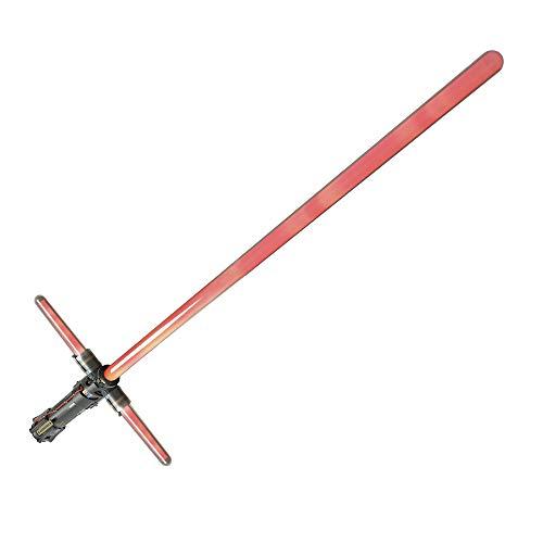 Star Wars The Black Series Supreme Leader Kylo Ren Force FX Elite Lichtschwert mit LED und Soundeffekten, Rollenspiel-Artikel zum Sammeln