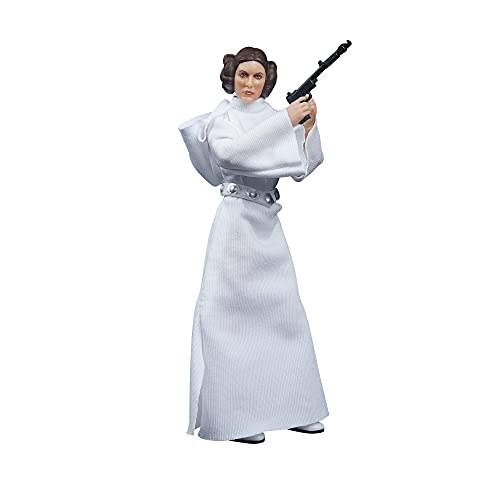 Star Wars F1908 The Black Series Archive Collection Prinzessin Leia Organa A New Hope Lucasfilm 50th Anniversary Figur