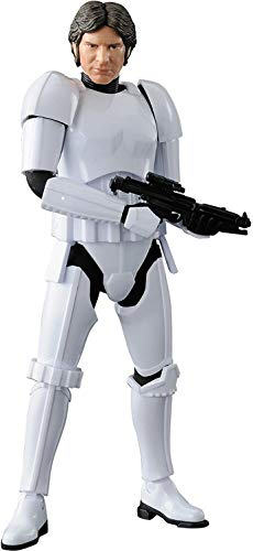 Bandai Hobby - Star Wars - Han Solo Stormtrooper, Bandai Star Wars Character Line 1/12