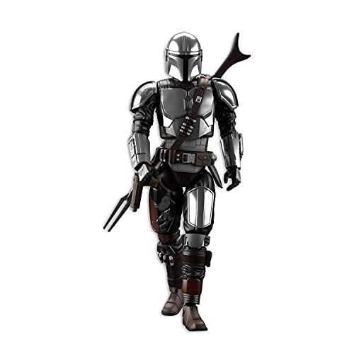 Bandai Hobby - Star Wars - 1/12 The Mandalorian (Beskar Armor) Silber Beschichtung Version