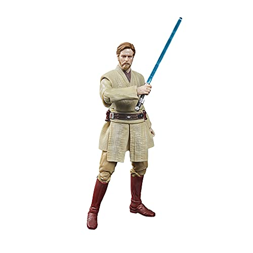 Star Wars The Black Series Archive Collection Obi-Wan Kenobi Figur Revenge of The Sith Lucasfilm 50th Anniversary