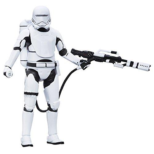 Star Wars The Black Series First Order Flametrooper-Figur, 15,2 cm