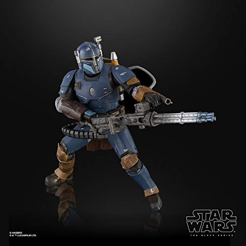 Star Wars The Black Series Infanterie Mandalorianer 15cm große Der Mandalorianer Deluxe Figur, ab 4 Jahren