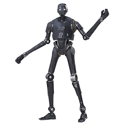Hasbro Rogue One The Black Series 6' Figur: K-2SO, Actionfigur