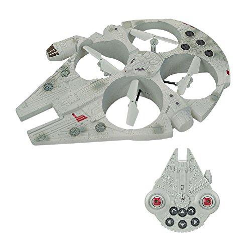 MTW Toys 31078 - Ferngesteuerter Fliegender Millenium Falcon