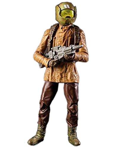 Star Wars Black Series 6 Zoll Figuren Widerstand Trooper Actionfigur gemalt