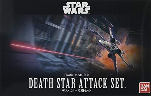 Bandai 1/144 Death Star Attack Set Star Wars Episode 4 / New Hope