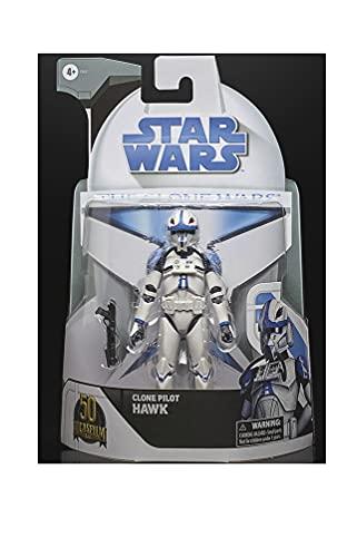 Star Wars Black Series 50th Anniversary Lucas Film Actionfigur 15 cm Clone Pilot Hawk (Exclusive)