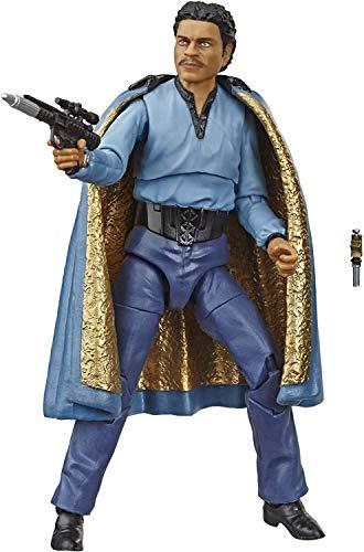 Star Wars The Black Series Lando Calrissian 15 cm große Star Wars: Das Imperium schlägt zurück 40-jähriges Jubiläum Action-Figur zum Sammeln