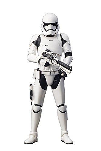 Kotobukiya Star Wars Episode Vii - First Order Stormtrooper Artfx+ PVC Statue 1/10 (18Cm)