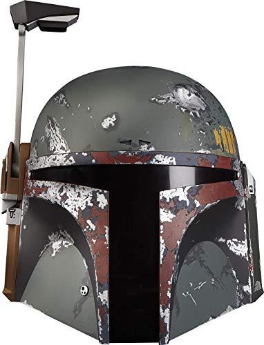 Star Wars The Black Series Boba Fett Premium elektronischer Helm