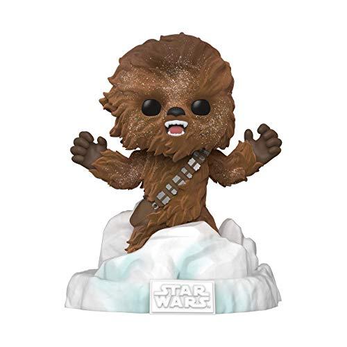 Funko 49755 POP Deluxe: Star Wars-Chewbacca Exclusive Sammelbares Spielzeug, Mehrfarben