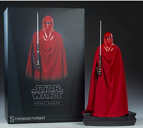 Sideshow Collectibles Star Wars Premium Format Figur Royal Guard 60 cm