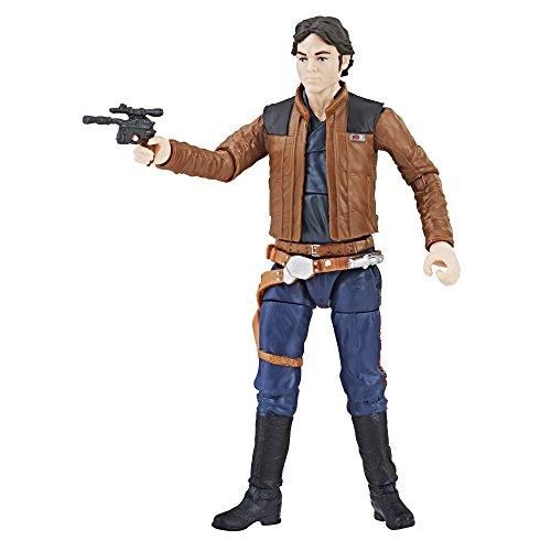 Star Wars Hasbro – E0370 Solo – Han Solo