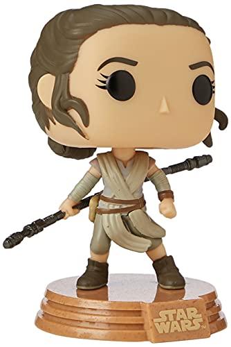 Funko 55498 POP Star Wars : Across The Galaxy - Rey Skywalker (Amazon Exclusive)