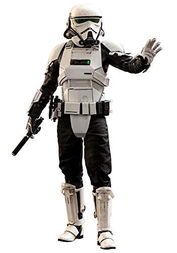 Star Wars Solo Movie Masterpiece Actionfigur 1/6 Patrol Trooper 30 cm