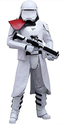 Hot Toys Maßstab 1: 6Star Wars The Force weckt Erste Bestellung Snowtrooper Officer Spielzeug (weiß)