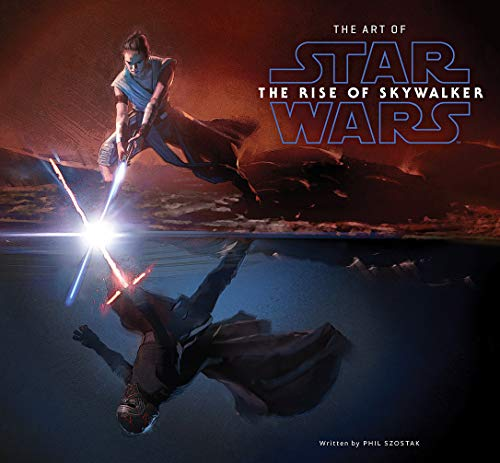 Abrams & Chronicle Books The Art of Star Wars: The Rise of Skywalker, mehrfarbig, 40381