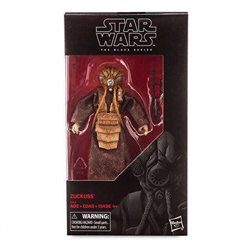 Generic Star Wars Black Series Zuckuss Action Figure