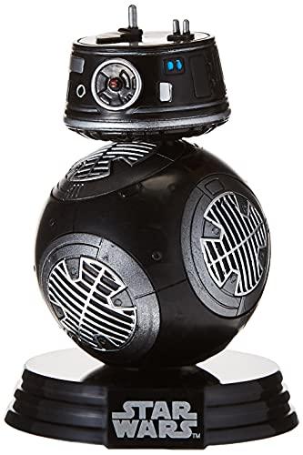 Funko 14751 The Last Jedi No Bobble: Star Wars: E8 TLJ: BB-9E (POP 10), Multi