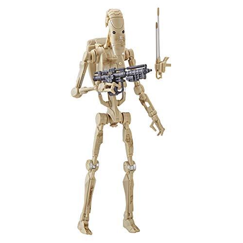 Star Wars The Black Series 15 cm große Kampfdroide Figur