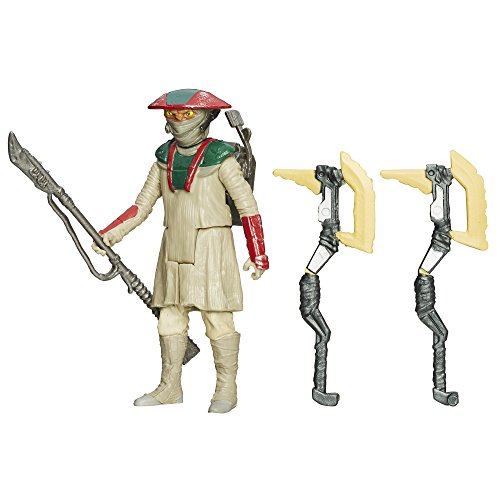 Hasbro Star Wars B3968ES0 - E7 3.75' Basisfigur: Constable Zuvio, Actionfigur