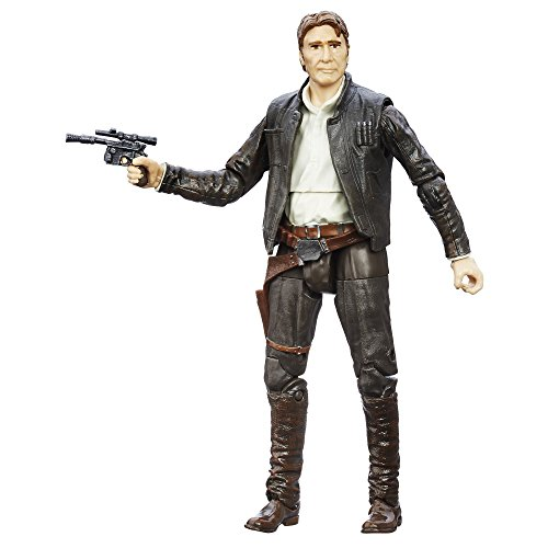 Star Wars: The Force Awakens Black Series 15,2 cm Han Solo