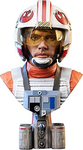 Diamond Select Star Wars IV – Pilot Luke Skywalker – Büste 3D 25 cm