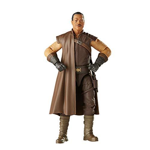 Star Wars The Black Series Greef Karga Spielzeug 15 cm große The Mandalorian Action-Figur zum Sammeln, Spielzeug für Kids ab 4 Jahren
