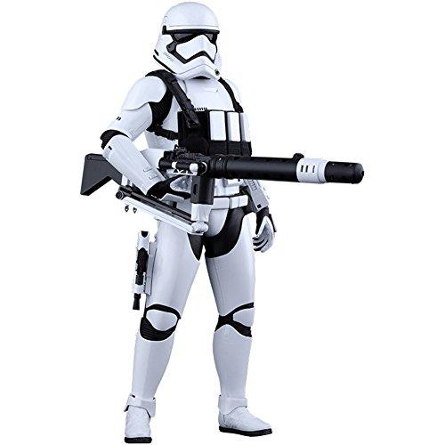 Hot Toys Maßstab 1: 6Star Wars The Force weckt Erste Bestellung Heavy Gunner Stormtrooper Figur