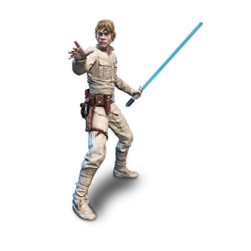 Hasbro Star Wars The Black Series Star Wars: Das Imperium schlägt zurück Luke Skywalker Figur, 20 cm große Action-Figur