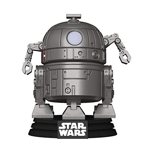 Funko 50111 Star Wars Concept R2-D2 POP Concept-R2-D2, Multicolour