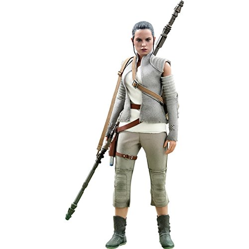 Hot Toys ht902774Maßstab 1: 6'Toys Rey Widerstand Outfit der Force weckt Statue