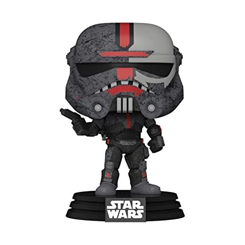 Funko 55500 POP: Star Wars: Bad Batch - Hunter