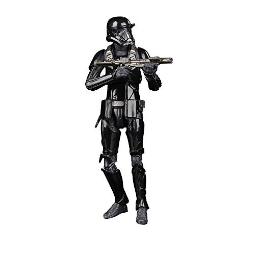 Star Wars The Black Series Archive Imperial Death Trooper Rogue One: A Star Wars Story Lucasfilm 50th Anniversary Actionfigur