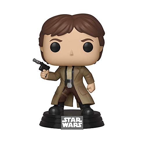 Funko POP! Bobble: Star Wars: Endor Han, Mehrfarben, Standard