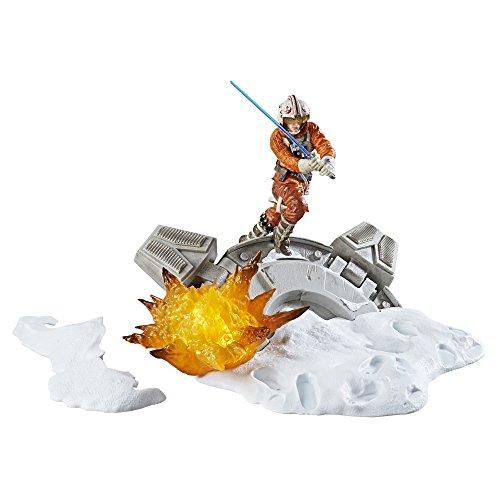 Hasbro Star Wars C1555EU4 The Black Series 6' Luke Skywalker Diorama