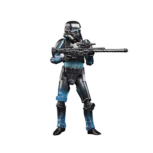 Star Wars The Vintage Collection Gaming-Greats Shadow Stormtrooper-Spielzeug, 9,5 cm, Star Wars: The Force Unleashed Figur, ab 4 Jahren