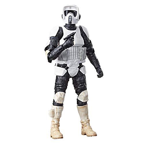 Star Wars SW E6 BL GR Biker Scout
