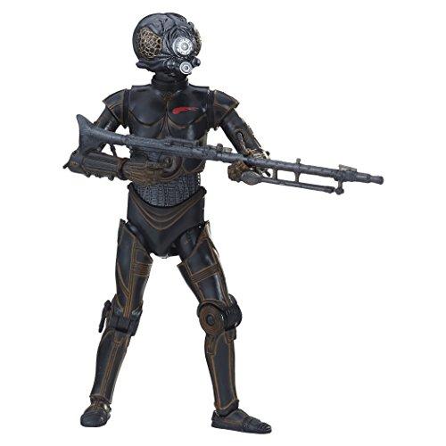 Hasbro Star Wars E5 The Black Series 6' Figur 4 Lom