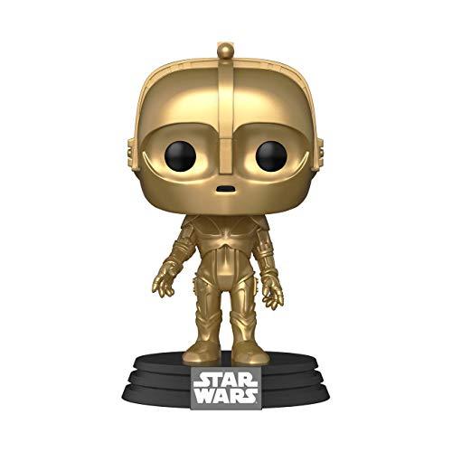 Funko 50110 Star Wars Concept C-3PO POP Concept-C-3PO, Multicolour