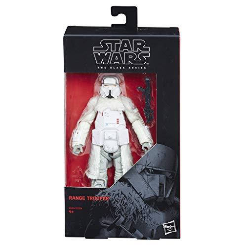 Hasbro Star Wars E1204ES0 The Black Series Figure Range Trooper, Actionfigur- 6 Zoll
