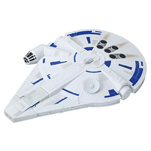 Hasbro Star Wars E0764EU4 Han Solo Film - FORCE LINK 2.0' Millennium Falcon, Spielset