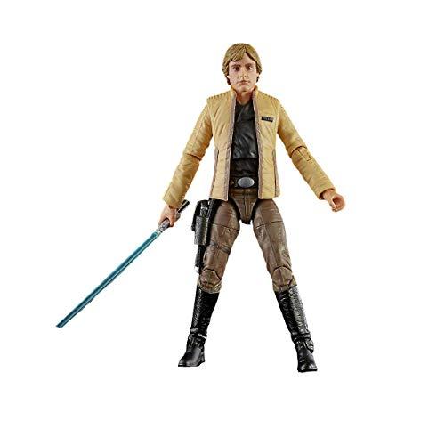 Star Wars - The Black Series: Skywalker Strikes - Luke Skywalker Actionfigur (2019 Comic Con Exclusive)